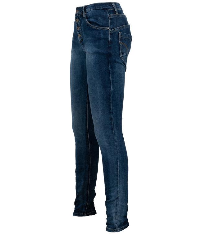 place du Jour Jog jeans Lexi blauw