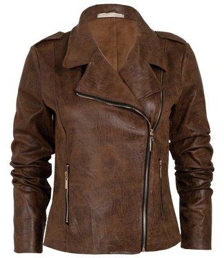 Wannahavesfashion Biker jacket Bruin Billy