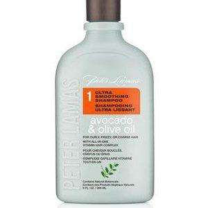 AVOCADO & OLIVE OIL ULTRA SMOOTHING SHAMPOO (NEW)