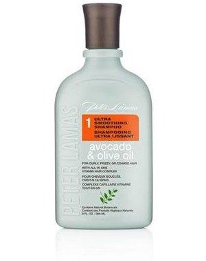 Peter Lamas AVOCADO & OLIVE OIL ULTRA SMOOTHING SHAMPOO