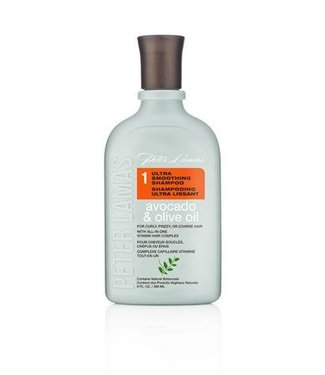 ALUMINÉ / Peter Lamas Hair- & Skincare AVOCADO & OLIVE OIL ULTRA SMOOTHING SHAMPOO (NEW)