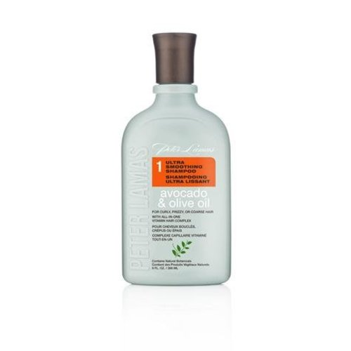 Peter Lamas AVOCADO & OLIVE OIL ULTRA SMOOTHING SHAMPOO (NEW)