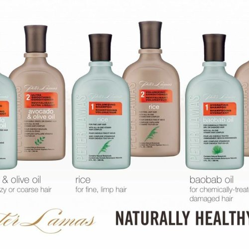Peter Lamas Haircare Collection