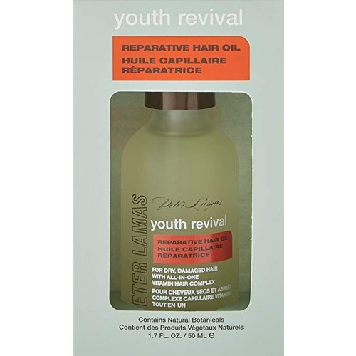 ALUMINÉ / Peter Lamas Hair- & Skincare YOUTH REVIVAL REPARATIVE HAIR OIL (NEW)