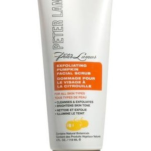 EXFOLIATING PUMPKIN FACIAL SCRUB