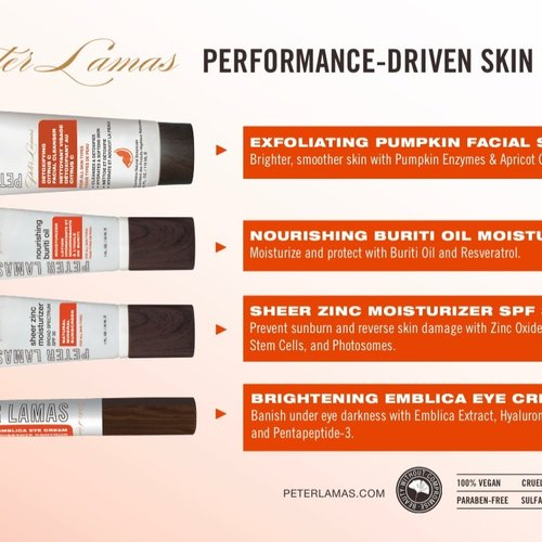 Peter Lamas Skincare Collection