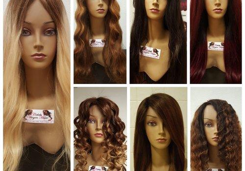 Pruiken/Wigs