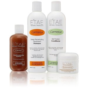 E'TEA Natural Products Ultimate Deep Conditioning System