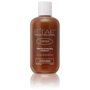 E'TEA Natural Products Carmel Deep Reconstructing Treatment