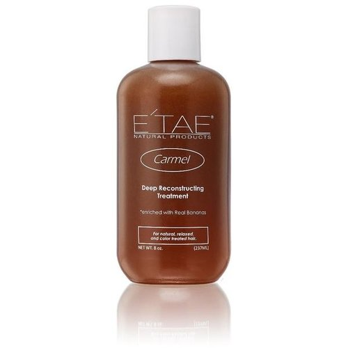 E'TEA Natural Products Carmel Deep Conditioning Treatment
