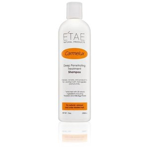 E'TEA Natural Products Carmelux Deep Shampoo Treatment