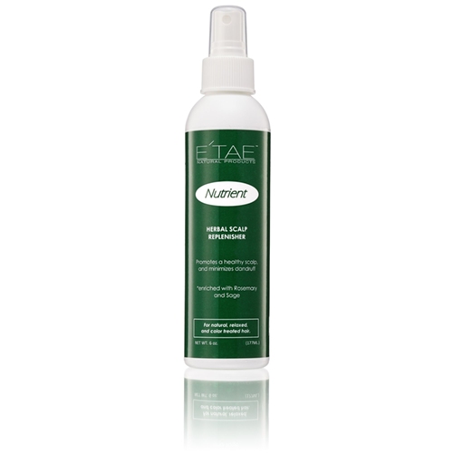 E'TEA Natural Products Herbal Scalp Replenisher