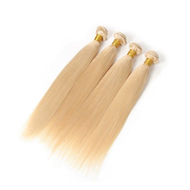 Brazilian hair - Straight #613 Blonde