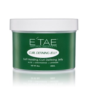 E'TEA Natural Products Curl Defining Jelly Cream