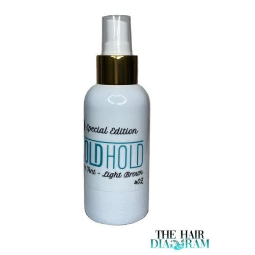 The Hair Diagram Bold Hold Lace Tint - Special Edition