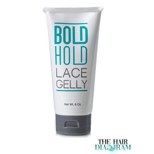 The Hair Diagram Bold Hold Lace Gelly