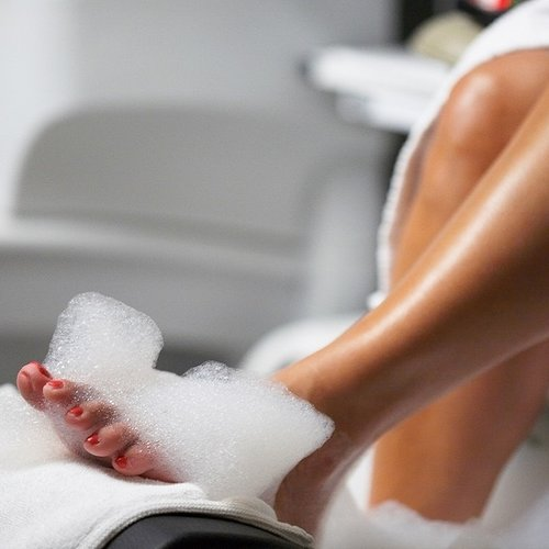 COSMETIC SPA PEDICURE