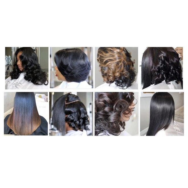 Silkpress Deep Conditioning & Hair System