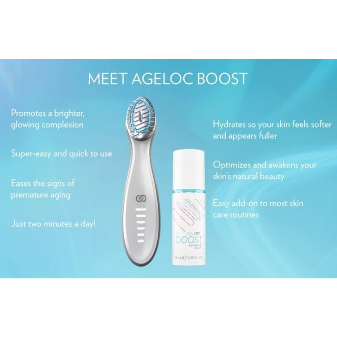 ageLOC Boost Systeem