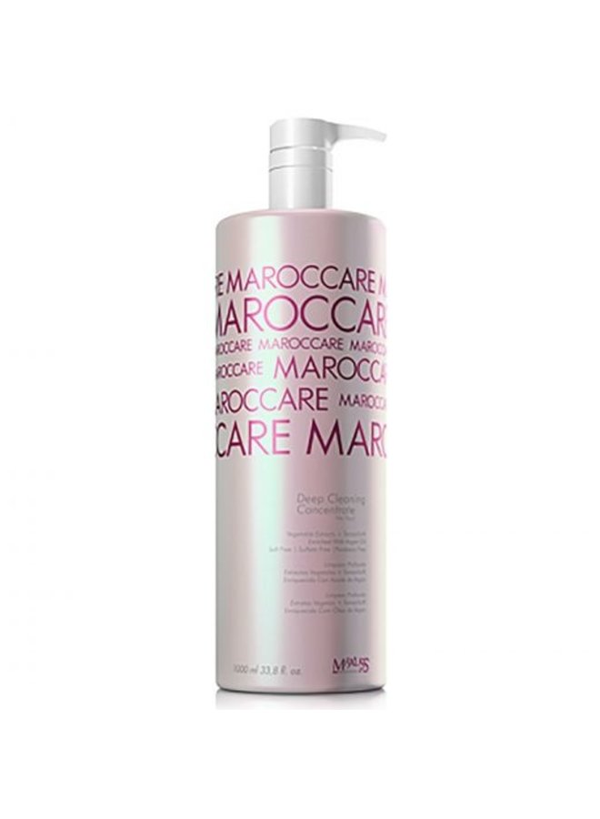 Maroccare - Hydrating Cleansing Shampoo #1