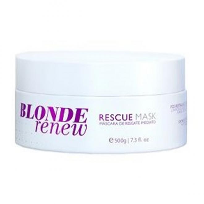 Blonde Renew Immediate Rescue Mask