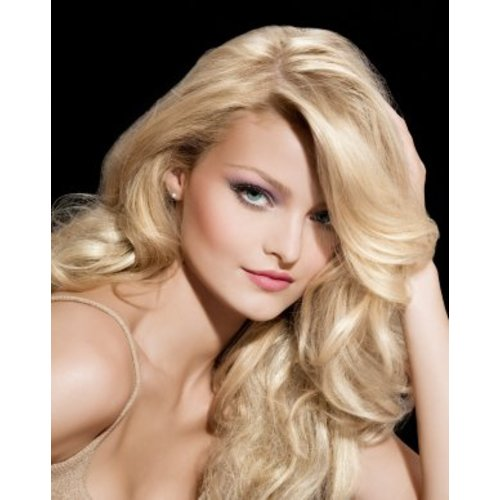 Celebs RAW Hair Cambodian hair #613 Blond bodywave