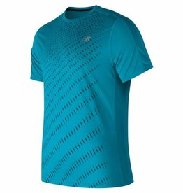New Balance New Balance Accelerate Short Sleeve Graphic