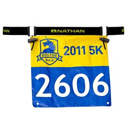 Nathan Nathan Race Number Belt