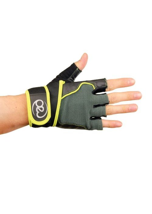 Fitness Mad Fitness Mad Weight Lifting Glove With Wrist Wrap