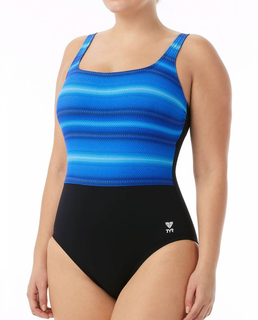TYR TYR Scoop Neck Control Fit Ladies Swimsuit