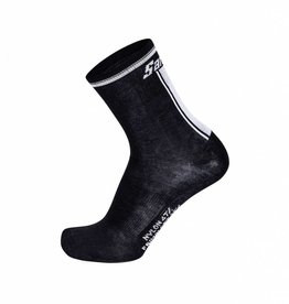 Santini Santini Mid Profile Winter Socks Primal