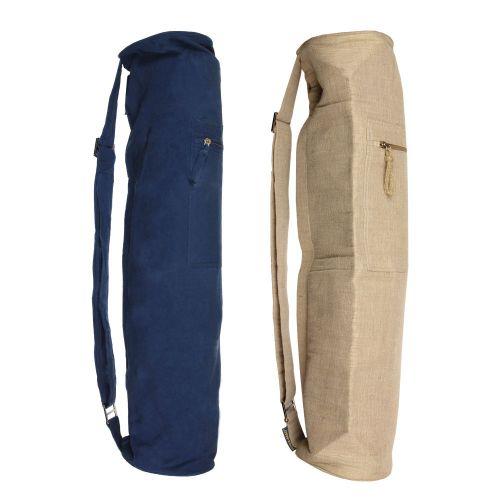 Fitness Mad Fitness Mad Jute Yoga Mat Bag