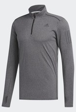 adidas Adidas Response 1/2 Zip Long Sleeve Tee