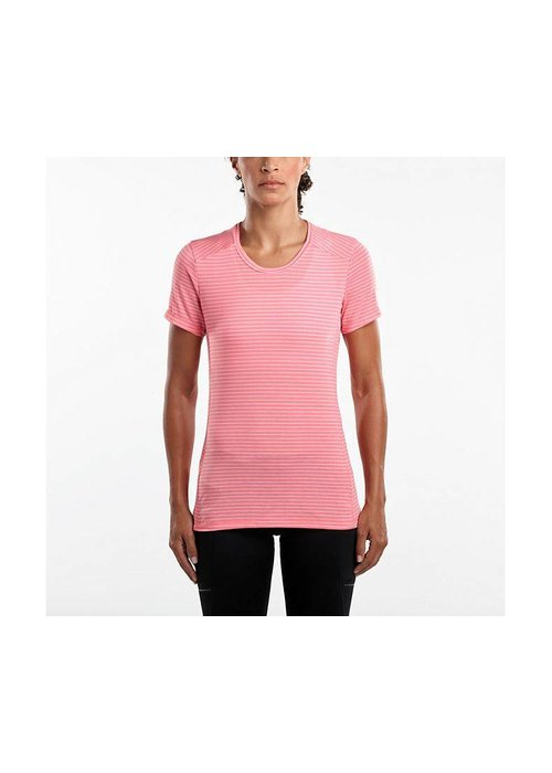 Saucony Saucony Women's Freedom Short Sleeve T-Shirt