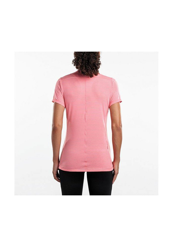 Saucony Women's Freedom Short Sleeve T-Shirt