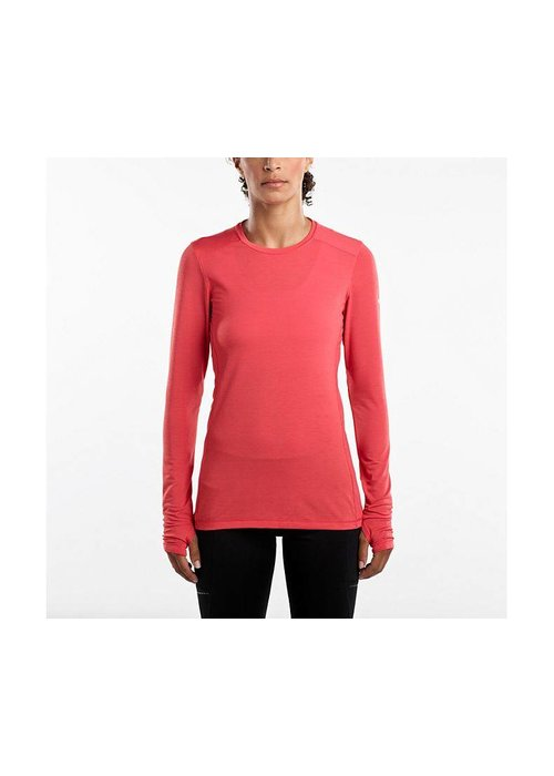 Saucony Saucony Women's Freedom Long Sleeve Crew