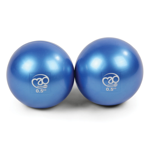 Fitness Mad Fitness Mad Soft Weights 0.5kg x 2
