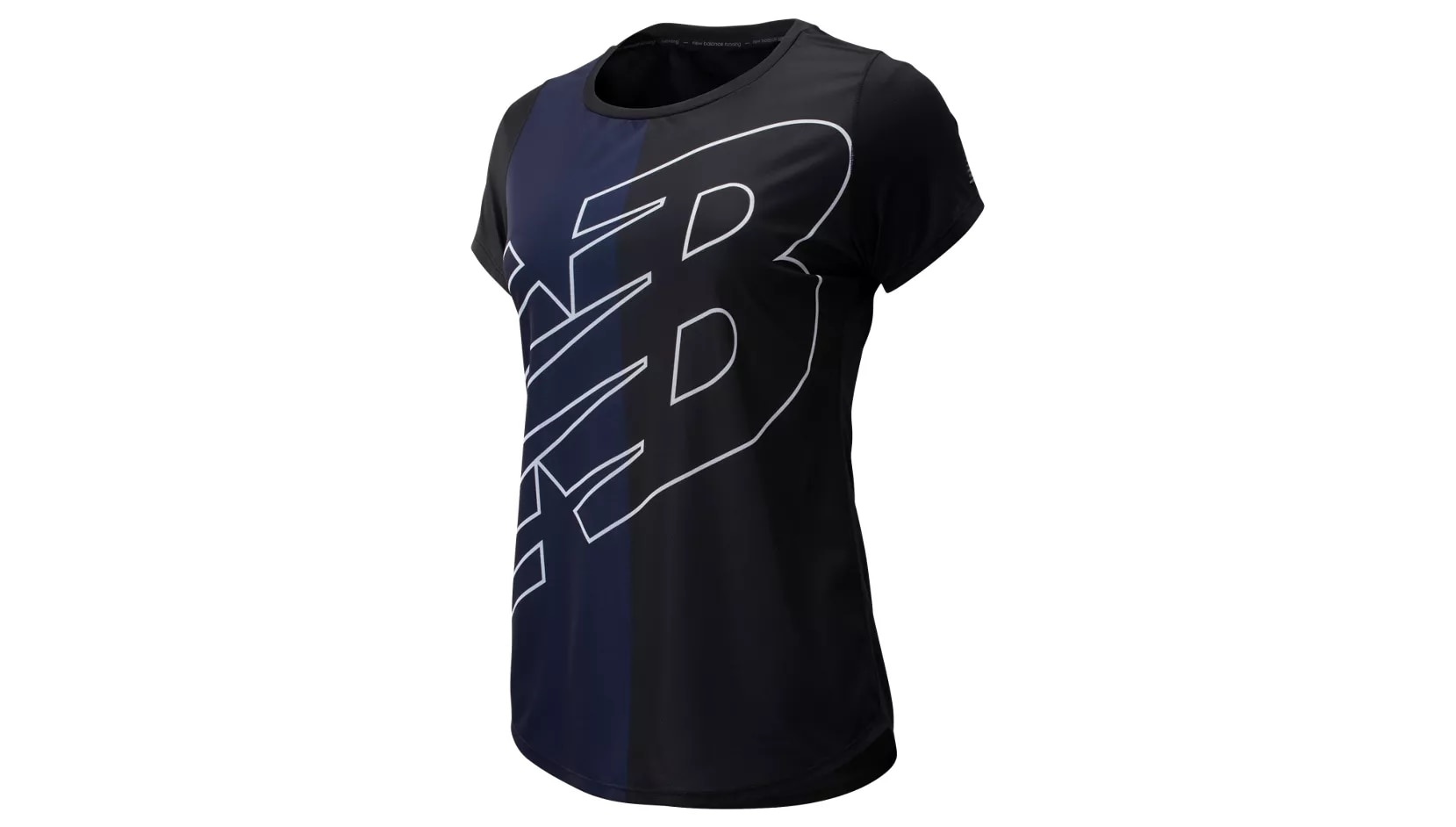 adafc581 Buy NB Printed Accelerate Shortsleeve for Women   The Sports Room