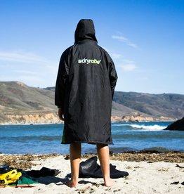 DryRobes dryrobe Advance Long Sleeve Black Green