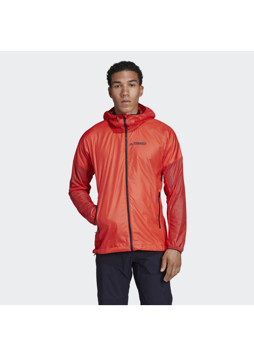 adidas adidas Terrex Agravic Alpha Hooded Jacket