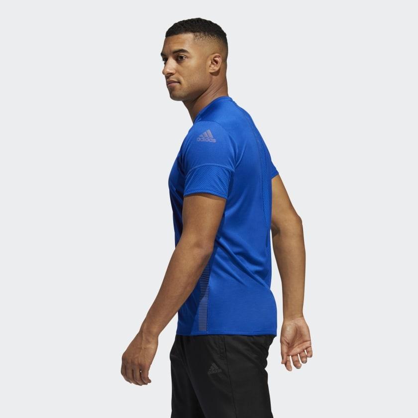 adidas Adidas 25/7 Rise Up N Run Parley T-Shirt