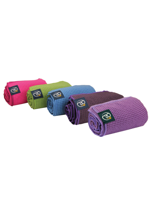 Fitness Mad Fitness Mad Grip Dot Yoga Towel