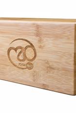 Fitness Mad Fitness Mad Hollow Bamboo Yoga Brick