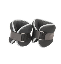 Fitness Mad Fitness Mad Wrist and Ankle Weights 2 x 2Kg