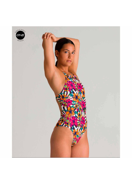 Arena Arena Women's One Yuka One Piece 34""