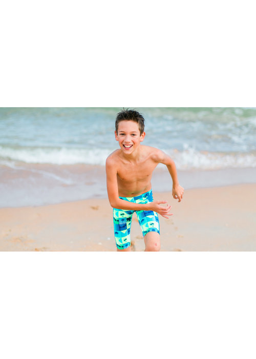 Funky Trunks Funky Trunks Training Jammers Boys Age 8 (Holo Gram)