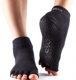 Toesox Toesox Ankle Grip Half Toe