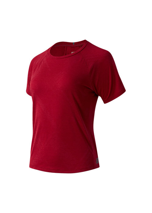 New Balance New Balance Q Speed Run Short Sleeve Tee