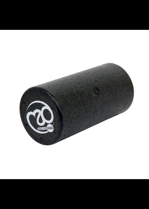 Fitness Mad Fitness Mad Studio Pro Foam Roller 30cm Black
