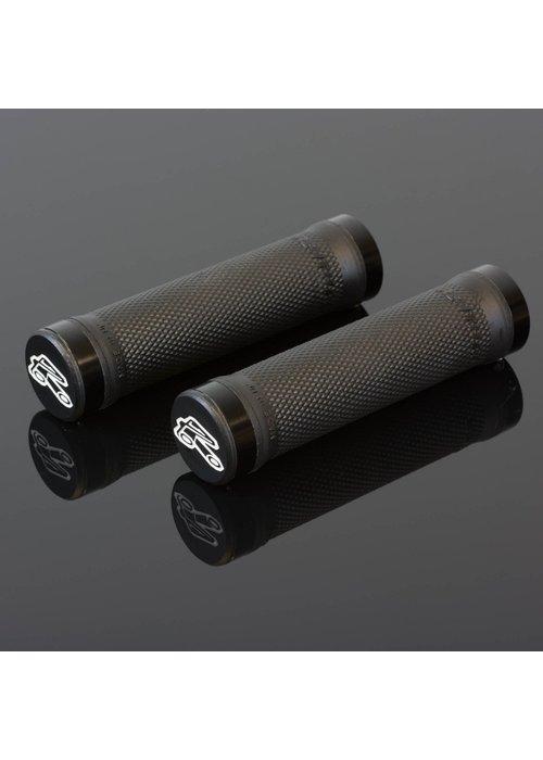 Renthal Ultra Tacky Lock-On Grip BLK